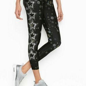 Victoria Sport glitter star 7/8 leggings